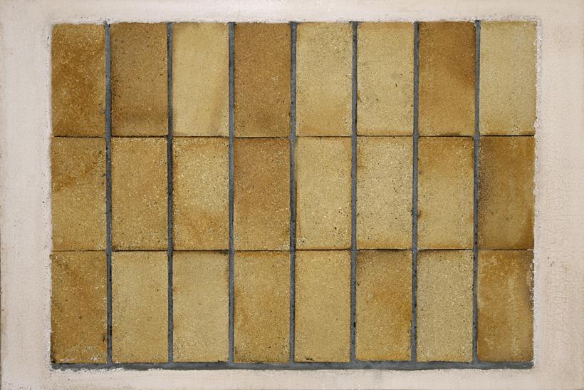 Bancada y paredes de ladrillo refractario barbacoas y - Barbacoas de ladrillo refractario ...