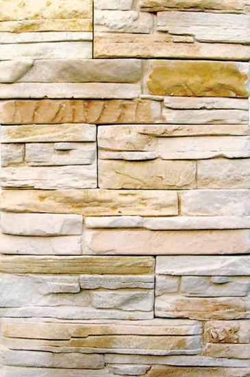 Plaqueta navarra barbacoas y piedra artificial - Imitacion piedra exterior ...