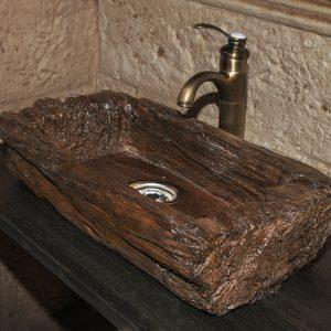 Fregadero imitacion madera md004
